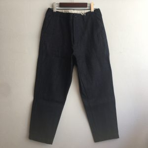 【weac.】Denim POPYE PANTS INDIGO