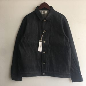 【weac.】CIRCLE DENIM INDIGO