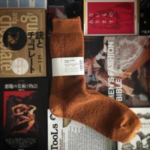 【decka Quality socks】アルパカ&定番ソックス補充しましたよ。