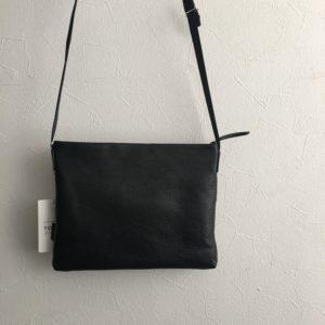 【TOOLS】grace width shoulder bag black
