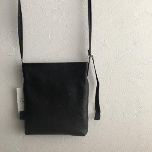 【TOOLS】grace heigth shoulder bag black