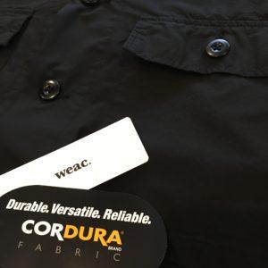 【weac.】CORDURA M-47 / 最新素材とヴィンテージミリタリー。