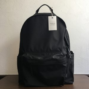 "【TOOLS】day pack ""L"" Black"