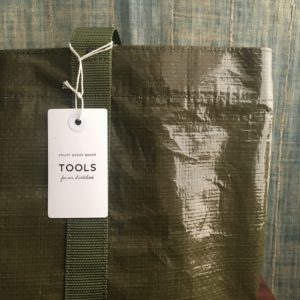 【TOOLS】NEW ITEMS/使い勝手の良いサイズ感にユニークな素材