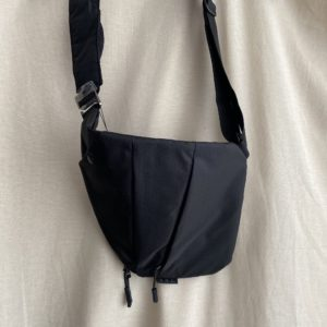 【SML】HUNTING BAG BLACK