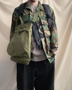 【NEW BRAND】Spec Military Element Line
