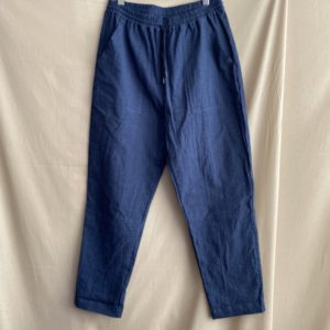 【weac.】EASY FATIGUE PANTS NAVY