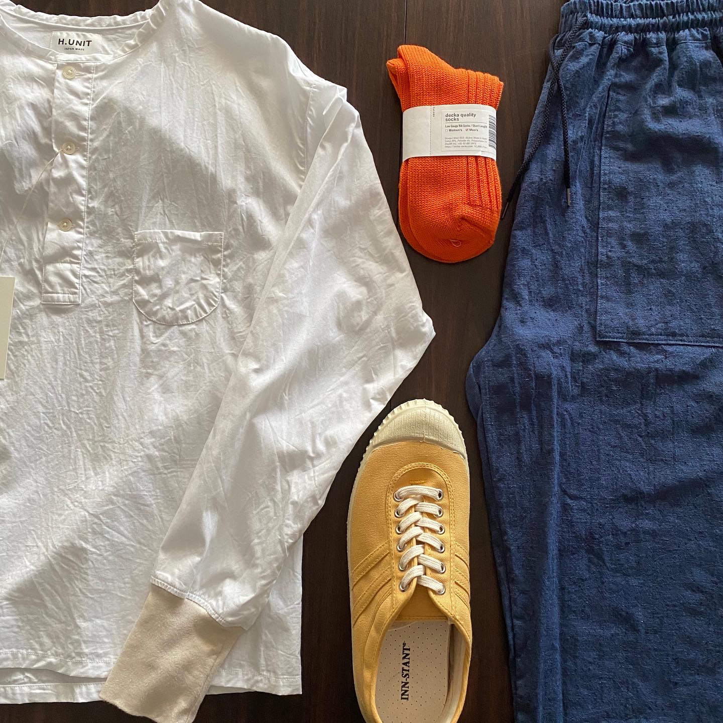 【STYLE SAMPLE】MORNING STYLE.