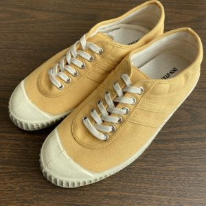 【INN-STANT】CANVAS SHOES NEO MUSTARD