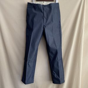 【melple】S.G. SLACKS ELITE NAVY