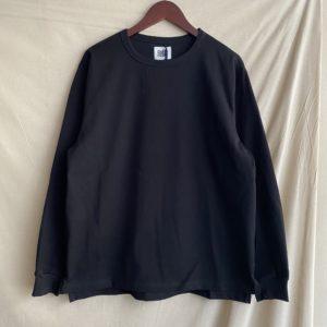 【melple】Garnet L/S BLACK