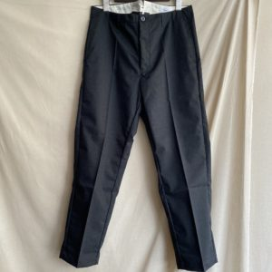 【melple】S.G. SLACKS ELITE 20AW Black