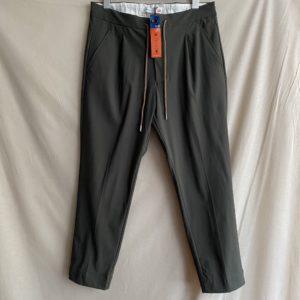【melple】Tomcat Relax Pants Khaki