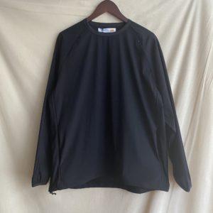 【melple】Tomcat Utility Pullover Shirts Black