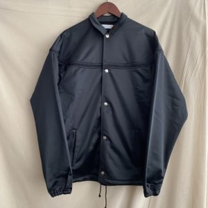 【melple】Cisco Coach Jacket BLACK