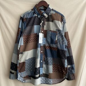 【weac.】BASIC SHIRTS Patchwork