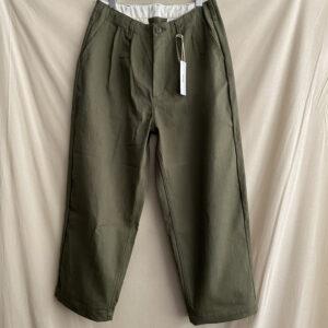 【weac.】COOK PANTS Khaki