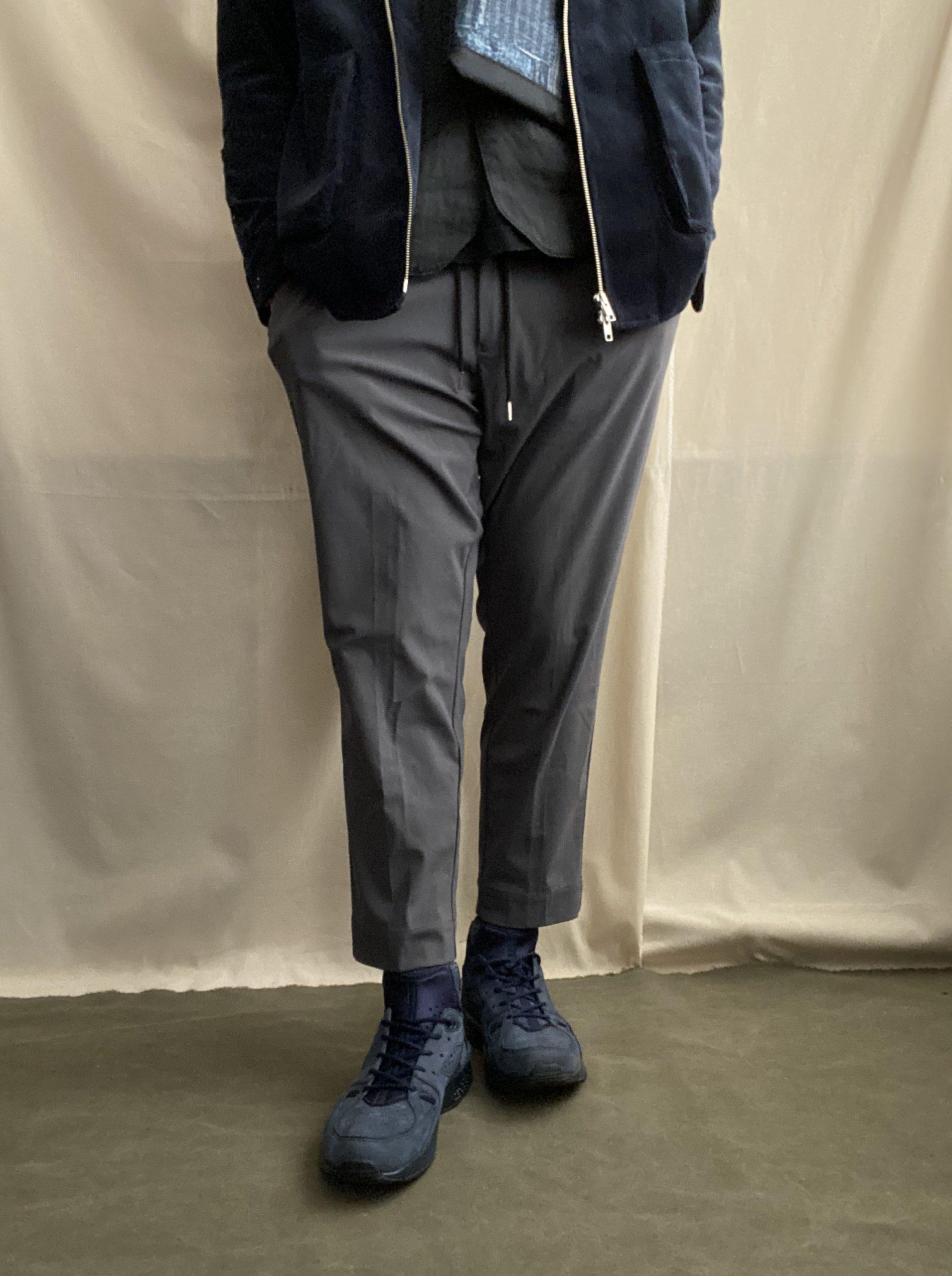 【BLOG】TOMCAT RELAX PANTS!!