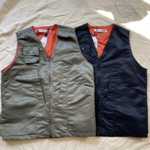 【melple】City Huner Vest/変わり種ベストです。