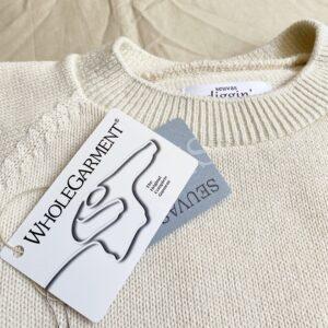 【SEUVAS】コットン・セーター/セーターもいとをかし