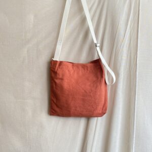 【TOOLS】newspaper bag S ORANGE