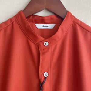 【amne】アンヌの人気なシャツが入荷しました。