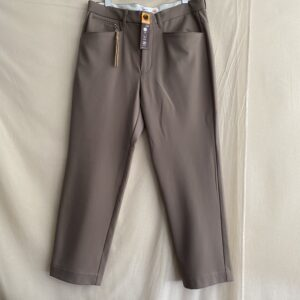 【melple】Wintercat 5Pocket Trouser Pants Greige