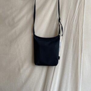 【TOOLS】utility mini shoulder bag black